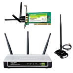 Wireless WiFi 2.4 - 5GHz