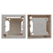 Kutija nazidna 81x81x38mm Legrand FR standard NA865 (za poklopac sa 1 slotom 45x45mm - 2M)