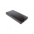 MikroTik RB 493G sa 9 x Gigabit LAN / WAN 10/100/1000Mb/s portova sa kućištem i AC/DC adapterom - VPN ruter / Firewall / Bandwith manager / Load Balancer