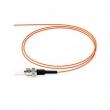 ST/UPC simplex pigtail multi-mode 50/125 mikrona duž. 2m, UPC (ultra polish qualities) - fabrički napravljen i testiran