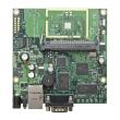 MikroTik RouterBoard RB411 - Atheros AR7130 CPU 300MHz, 1 x LAN (PoE), 1 x miniPCI, 32 MB RAM sa RouterOS L3