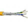 SFTP kabl kat. 8 Multimedia Draka tip UC1500 SS23 4P FRNC testiran do 1500MHz, bez halogena; Delta / EC, 3P & GHMT sertifikovan