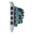 OpenVox B400E PCI Express VoIP Asterisk kartica 4 x ISDN BRI (8 B kanala)