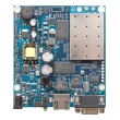 MikroTik RouterBoard Crossroads - ugraen wireless 2.4GHz 802.11g Atheros high-power 400mW (26 dBm), MIPS32 CPU 184MHz, 32MB SDRAM, 1 x LAN/PoE, RouterOS L4