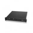 "Rack-mount 1.5U/19"" kućište, EATX 12""x13"" MB format, 8 x RJ-45 port napred, 2 x USB 2.0 + 1 x DB9 pozadi, 3 ventilatora 60mm, 1 interno mesto za 3.5"" disk, prihvata 1U napajanja do 500W, dubina 508mm (NI-F158L)"