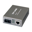 TP-Link MC110CS Fast Ethernet 10/100Mb/s Fiber single-mode konverter dometa do 20km (SC)
