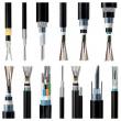 Draka fiber kabl 24 vlakna 9/125 singlemode outdoor, sa zaštitom od glodara, robustan LLDPE omotač,  moguće i direktno ukopavanje, Enhanced ESMF G.652.D, 1500N, A-DQ(ZN)B2Y 24E9