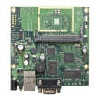 MikroTik RouterBoard RB411AH - Atheros AR7130 CPU 680MHz, 1 x LAN (PoE), 1 x miniPCI, 64 MB RAM sa RouterOS L4