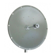 Parabolic Dish antena 28 dBi 3.3-3.6GHz Pacific Wireless (USA) model DA35-28