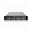 "Rack-mount 2U/19"" ATX Storage Server kućište sa 8 hot-swap 3.5"" SATA/SAS HDD slotova, model NI-N288R dim. 482x89x660mm"