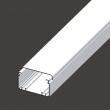100x60mm KANAL parapetni Kopos EKE sa poklopcem samogasiv (opc. do 2 pregrade i/ili metalni podkanal)