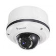 Vivotek FD7141 dome outdoor IP66 anti-vandal dan-noć IP kamera, 0.4 MPix, 30 fps, WDR, IR LED do 15m, 3.3-12mm Vari-focal, MPEG4+MJPEG Dual Streaming, BLC, Privacy maske, audio, lokalno snimanje, DI+DO, anti-tamper, PoE