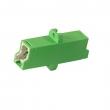 E2000/APC simplex adapter singlemode