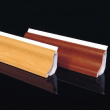 Podna lajsna - KANAL Kopos LP35I1 35mm sa poklopcem samogasiv, boja svetlog drveta