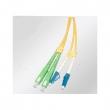 Fiber duplex patch cord kabl SC/APC - LC/UPC singlemode 9/125 mikrona dužine 2m, fabrički napravljen i testiran