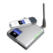 Linksys WKUSB54GC Wireless-G Network Kit (komplet Wireless Ruter WRT54GC + Wireless USB Adapter WUSB54GC) - portovi 1 x WAN i 4 x LAN 10/100Mb/s