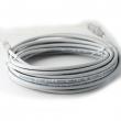 Telegärtner patch cord UTP kabl kat. 6, LSZH, duž. 7,5m - sivi (P/N L00004A0178) - fabrički napravljen i testiran
