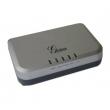 Grandstream-USA HandyTone HT503 ATA Voice&Fax-over-IP gateway / ruter sa 1 x FXS, 1 x FXO PSTN, 2 x LAN&WAN 10/100Mb/s, 2 SIP account, provisioning, G.711(a/u-law), G.723.1, G.729A/B/E, G.726-40/32/24/16, iLBC, T.38 fax