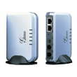 Grandstream-USA HandyTone HT502 ATA Voice&Fax-over-IP gateway / ruter sa 2 x FXS, 2 x LAN & WAN 10/100Mb/s, 2 SIP account, provisioning, kodeci G.711(a/u-law), G.723.1, G.729A/B/E, G.726-40/32/24/16, iLBC, T.38 fax