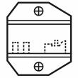 Modul za univerzalna klešta za RJ-12 / 6-pinske konektore (1PK-3003D12)