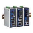 Moxa EDS-405A-MM-SC upravljv industrijski svic 3 x 10/100BaseT(X) ports, 2 x 100BaseFX multi-mode portovi (SC)
