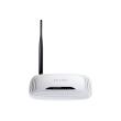 TP-Link TL-WR740N 150Mb/s bežični firewall ruter 2.4GHz, 1 x WAN + 4 x LAN, Atheros čip 100mW (20dBm), IP kontrola brzine klijenata, WDS ripiter, QoS, QSS dugme, fiksna antena (bulk pakovanje - korišćeni)