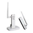 TP-Link TL-WN722NC 150Mb/s high gain wireless 2.4GHz USB kartica Atheros čip 100mW (20dBm) + RP-SMA antena 4dBi + postolje sa 1.5m kablom, WPS dugme za brzo WiFi kriptovanje, Easy setup utility