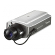 Vivotek IP7153 box dan-noć IP kamera, VGA 0.3 Mega Pixel @30fps, 0.2 Lux SONY Progressive Scan CCD, 2.9-8.2mm Vari-focal, Auto-iris, MPEG4+MJPEG Streams, lokalno snimanje, dvosmerni audio, mikrofon, DI+DO, PoE