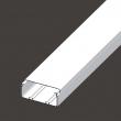 140x60mm KANAL parapetni Kopos EKE sa poklopcem samogasiv (opc. do 2 pregrade i/ili metalni podkanal)