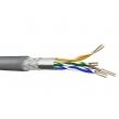 SFTP kabl kat. 5E Draka tip UC300 HS24 4P FRNC/LS0H - testiran do 300MHz, bez halogena; Delta / EC & 3P sertifikovan