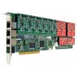 OpenVox A1200P PCI VoIP Asterisk kartica (12 slotova za FXO/FXS module)