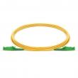 Fiber simplex patch cord kabl E2000/APC - E2000/APC singlemode 9/125 mikrona dužine 2m, APC (Angled Physical Contact), fabrički napravljen i testiran