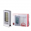 Excalibur 8500 digitalna meteorološka stanica (temperatura, vlažnost, mesečeva faza) & sat sa alarmom