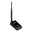 TP-Link TL-WN7200ND 150Mb/s high-power wireless 2.4GHz USB kartica do 500mW + RP-SMA antena 5dBi + kabl 1.5m, QSS dugme za brzo WiFi kriptovanje