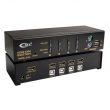 HDMI KVM svi CKL-84H  4 ports HDMI 1.3a Compliant up to 1080p HDTV, svi mode: push button / hotkey