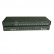 "KVM svič CKL-9138  8 ports PS/2 - bandwidth 250MHz, 1920x1440p, rackmount 19"", svič: push button / hotkey"