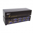 VGA spliter CKL-108A 1-IN/8-OUT bandwidth 450MHz, 2048x1536p, extend the signal up to 75m