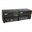 KVM Extender CKL KVM-150UP up to 150m over cat. 5 cable (STP recommended)