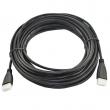 HDMI kabl ver. 1.4 dužine 10m, pozlaćeni kontakti 19PINM/19PINM, podržava HEC (HDMI Ethernet Channel) & 3D over HDMI, pakovanje za maloprodaje