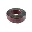 Audio kabl crno-crveni za zvučnike 2x0,5mm2, čelik prevučen bakrom - buntovi 100m