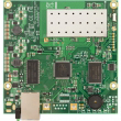 MikroTik RouterBoard RB711-5Hn-U - 802.11a/n 200mW (U.fl), Atheros AR7240 CPU 400MHz, 1 x LAN (PoE), 32MB RAM sa RouterOS L3