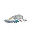 KVM 2-portni PS/2 svič Belkin Flip F1DF102P sa kablovima