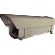 Eksterno kućište za kamere IP 66 sa držačem, grejačem i termostatom  (unut. dim. 76x62x220mm)