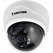 Vivotek FD8134 mini dome dan-noć IP kamera, 1 MPix, 30 fps, IR LED do 10m, H.264+MPEG4+MJPEG Multi Stream, ePTZ, Adaptive Streaming, Cropping, Backlight konpenzacija, Privacy maske, lokalno snimanje, DI, anti-tamper, PoE