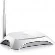 TP-Link TL-MR3220 3G / 4G LTE ruter 150Mb/s 802.11b/g/n na 2.4GHz sa USB portom za modeme, 1 x WAN + 4 x LAN, WPS dugme za brzo WiFi kriptovanje, WDS ripiter, IP kontrola brzine klijenata, Firewall, RP-SMA antena