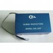 Prenaponska zaštita za UTP kat. 5E liniju (2 x RJ45) sa uzemljenjem, CKL-3207 (ne podržava PoE)