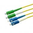Fiber duplex patch cord kabl SC-SC/APC duž. 2m, singlemode 9/125, UPC / APC - fabrički napravljen i testiran