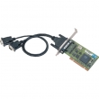 Moxa CP-132UL 2-portni PCI adapter, RS-422/485 (sa kablovima-DB9 muški)