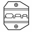 Modul za univerzalna kljšta za krimpovanje buksni 22-10 AWG sa izolacijom (1PK-3003D1)