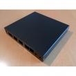ALIX / APU kućište za ploče sa 3 LAN-a (otvor za USB portove + 2 x za antenu)